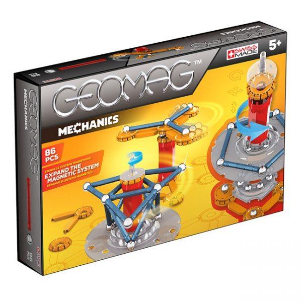 Geomag Mechanics 86 Peças