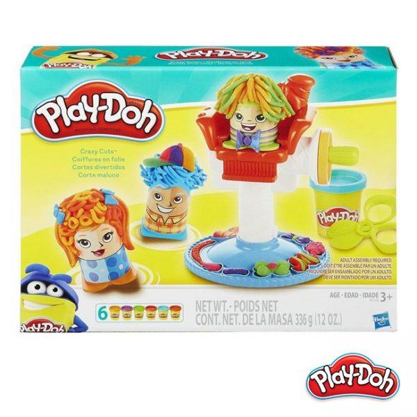 Play-Doh – Cabeleireiro