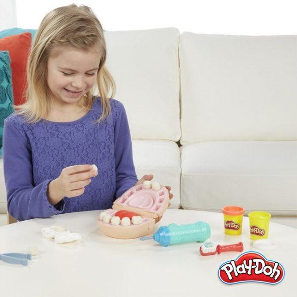 Play-Doh – Dentista Engraçado