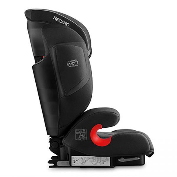 Cadeira Recaro Monza Nova 2 Seatfix Aluminium Grey