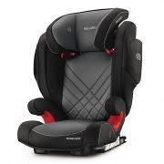 Cadeira Recaro Monza Nova 2 Seatfix Carbon Black