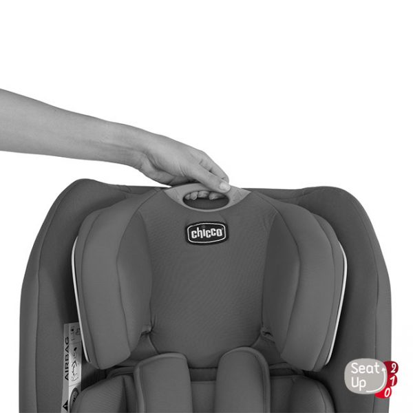Cadeira Seat Up 012 Polar Silver