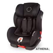 Cadeira Athena Isofix Black