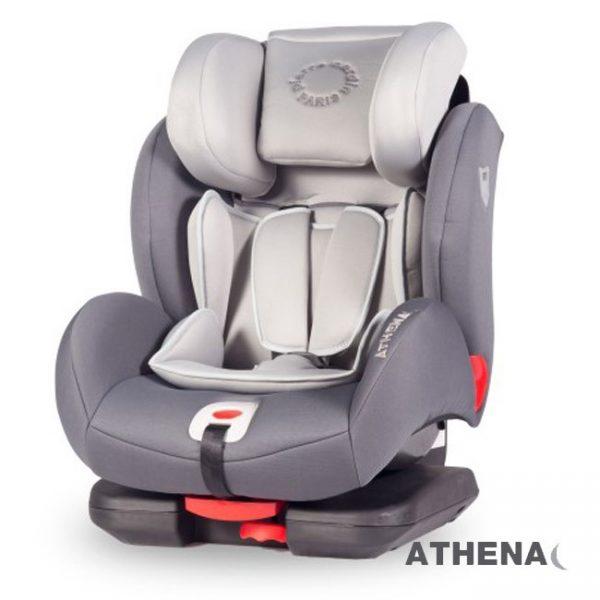 Cadeira Athena Isofix Grey