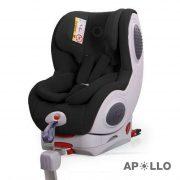 Cadeira Apollo Isofix Black
