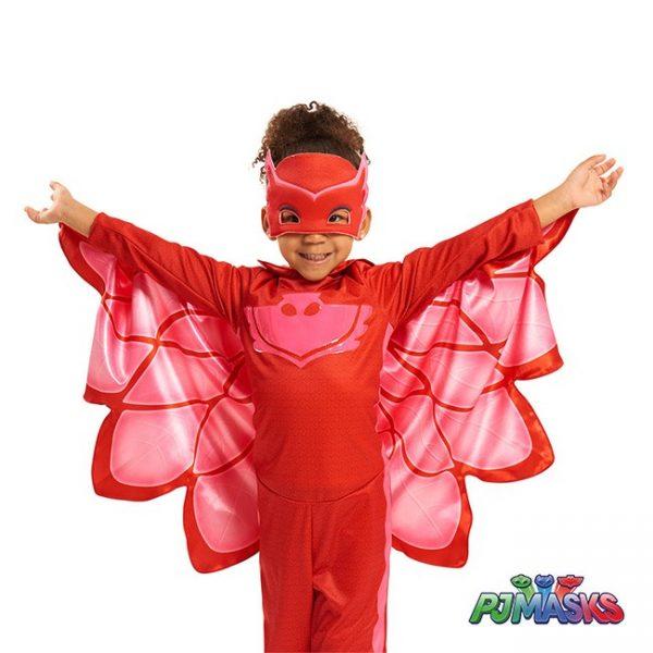 PJ Masks Disfarce Corujinha 4-6 Anos