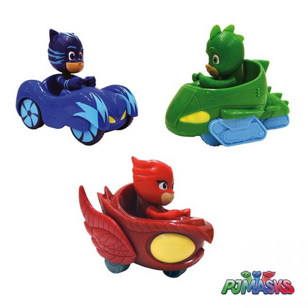 PJ Masks Mini Veículos
