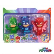 PJ Masks Pack 3 Figuras de Banho