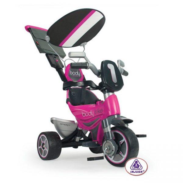 Triciclo Body Trike Sport Pink