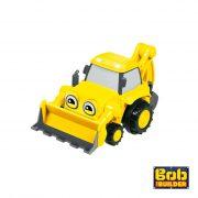 Bob, O Construtor Veículo Pullback Escavão