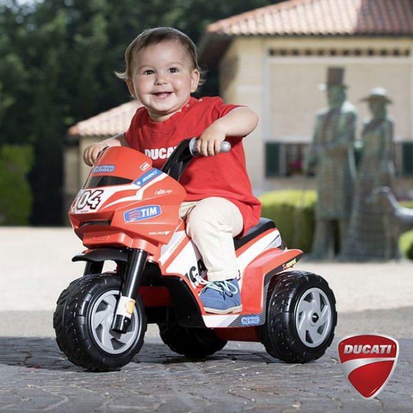 Moto Ducati Mini 6V