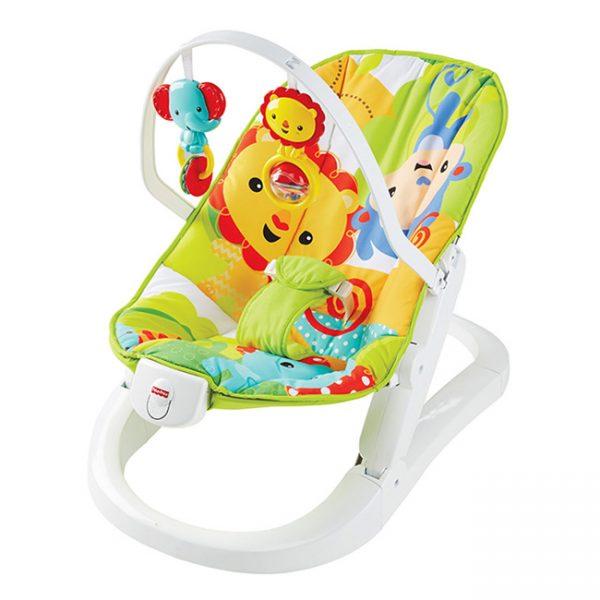 Cadeira Descanso Dobrável Animais da Selva