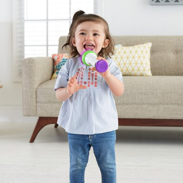 Microfone Aprender e Brincar