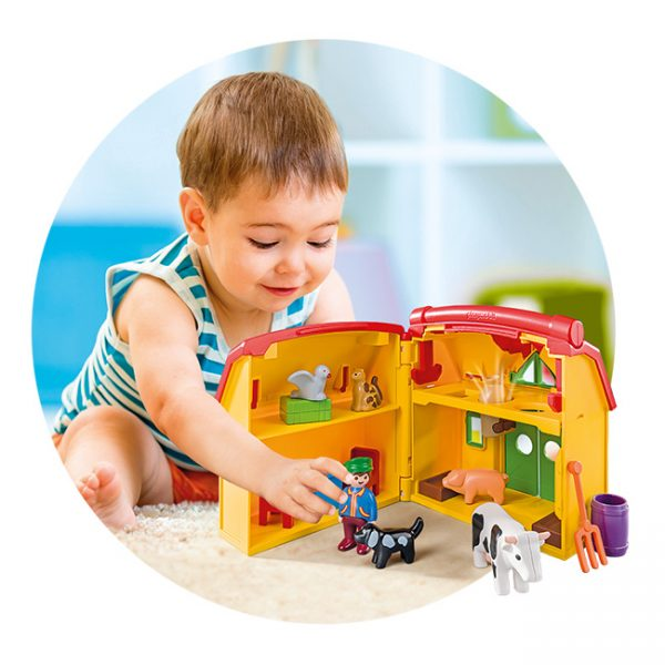 Playmobil 1.2.3 Quinta Maleta