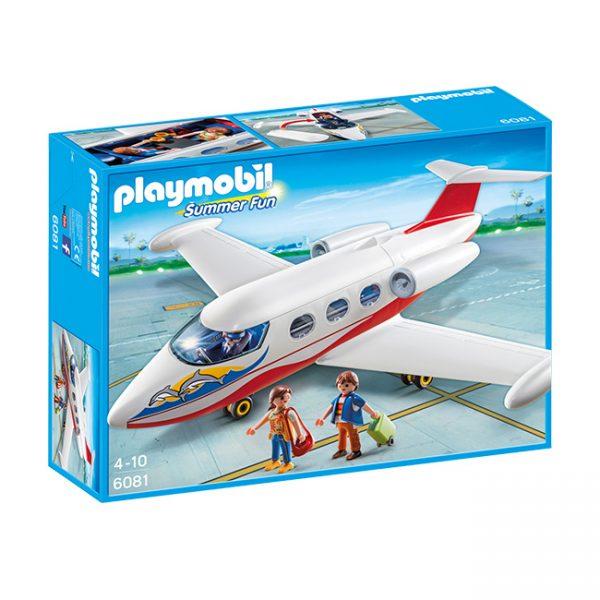 Playmobil Avião de Férias