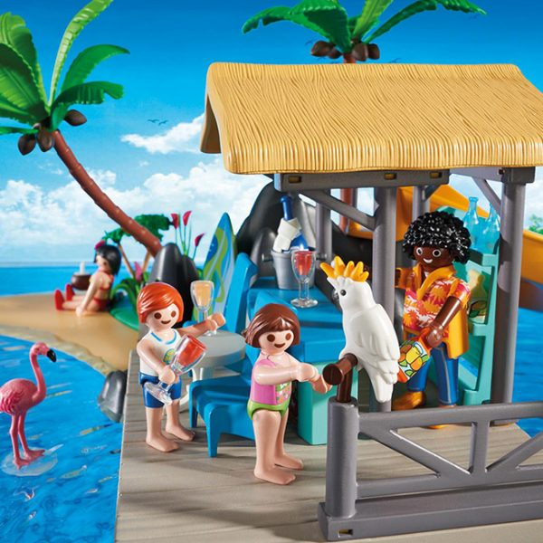 Playmobil Ilha Tropical