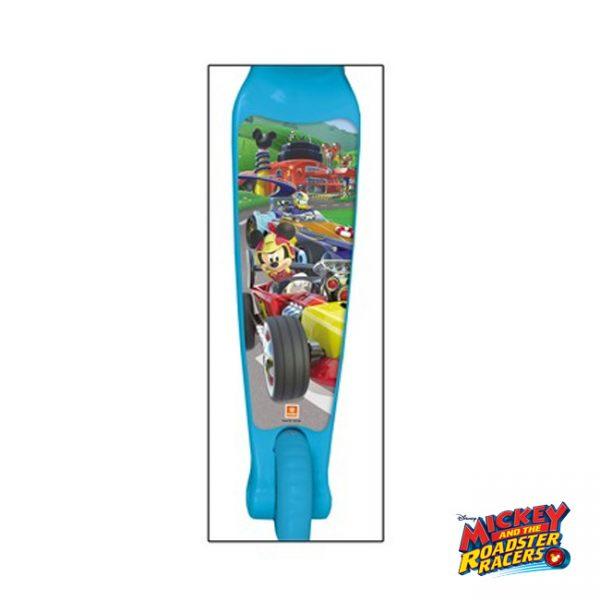 Trotinete Twist and Roll Mickey e os Super Pilotos