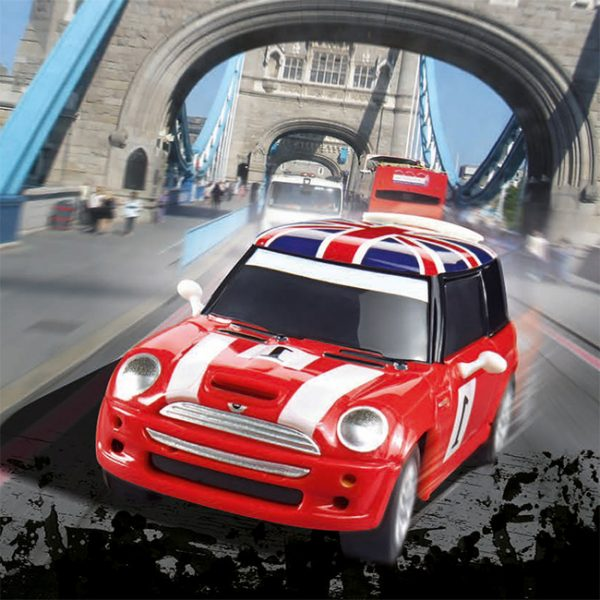 Carro RC Mini Cooper S