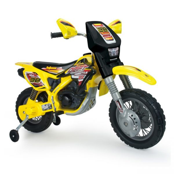 Moto Cross Drift ZX 12V