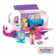 Doutora Brinquedos – Ambulância Toy Hospital