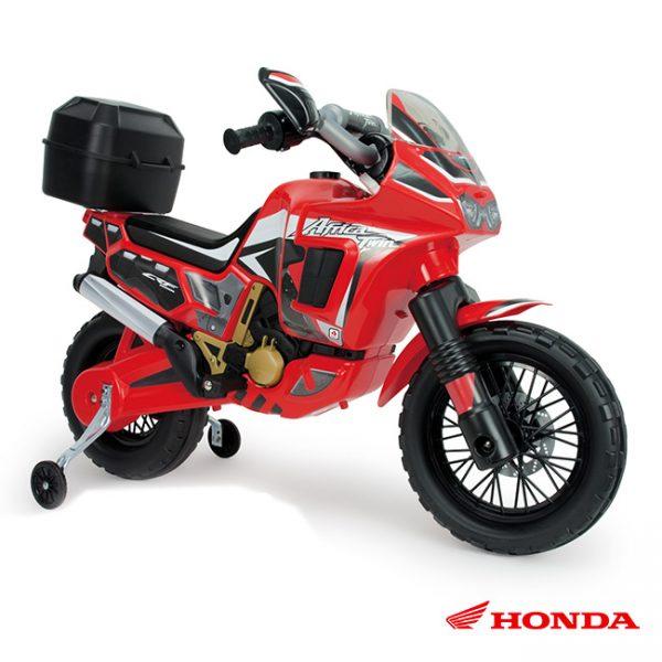 Moto Honda África Twin Red 6V