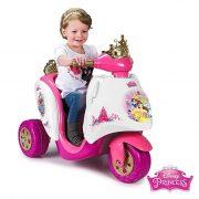 Scooter Princesas 6V