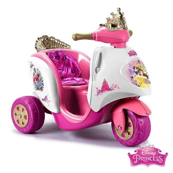 Scooter Princesas 6V