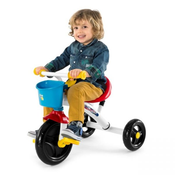 Triciclo Chicco U-Go