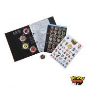 Yo-Kai Watch Album Coleção Medallium