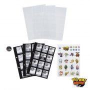 Yo-Kai Watch Páginas Colecionáveis Album Medallium