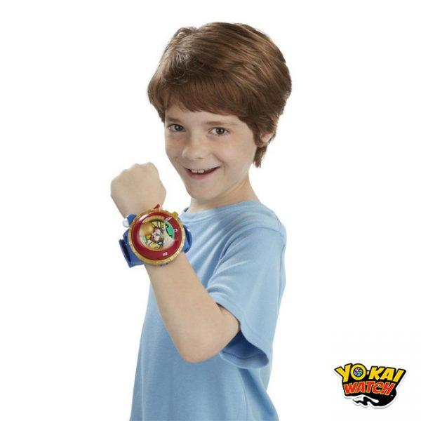 Yo-Kai Watch Relógio Modelo Zero
