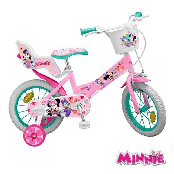 Bicicleta Minnie 16″