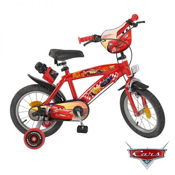 Bicicleta CARS 14″