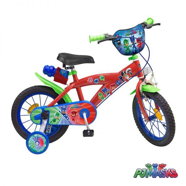 Bicicleta PJ Masks 14″
