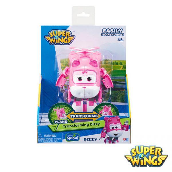 Super Wings – Transformável Dizzy