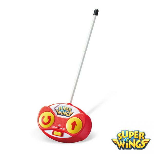 Super Wings – Jett Controlo Remoto