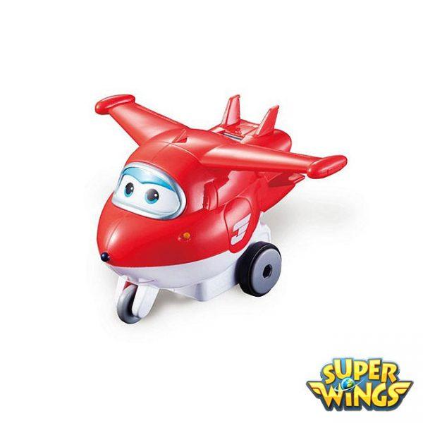 Super Wings – Veículo de Retrofricção Jett