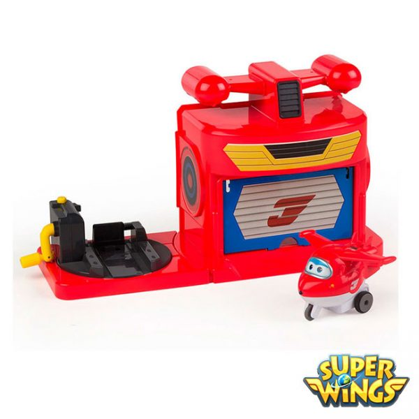 Super Wings – Hangar a Pista do Jett