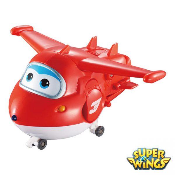 Super Wings – Transformável Jett