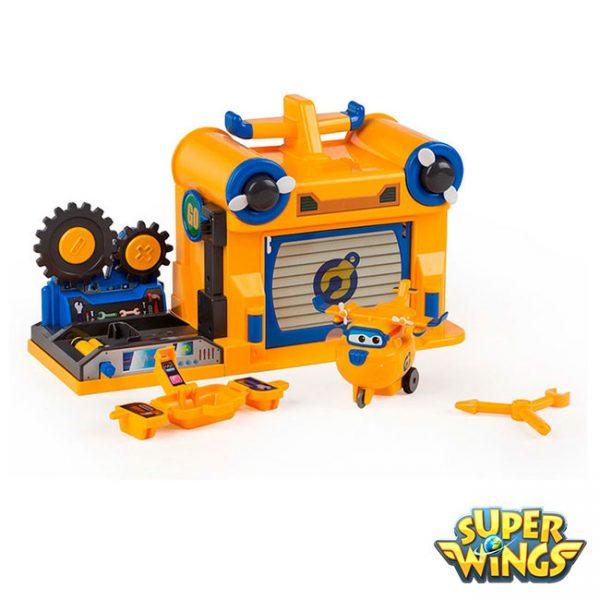 Super Wings – Oficina do Donnie