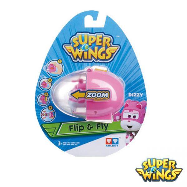 Super Wings – Ovo Lançador Dizzy