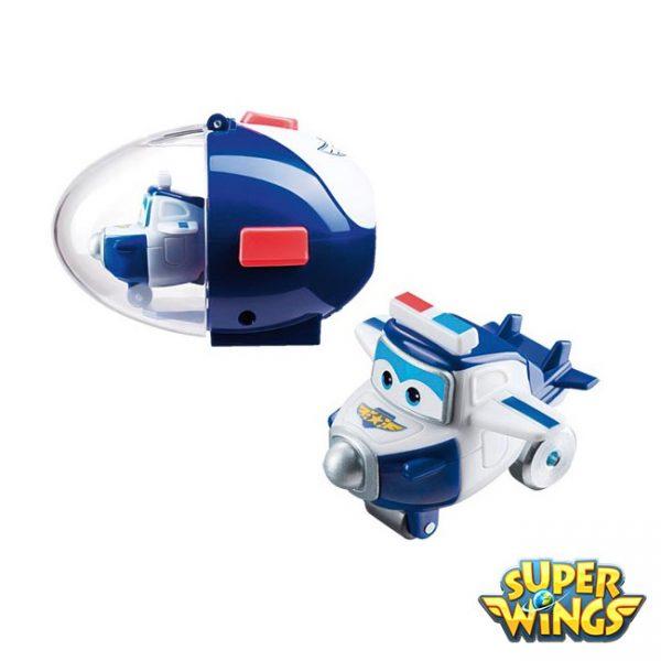 Super Wings – Ovo Lançador Paul