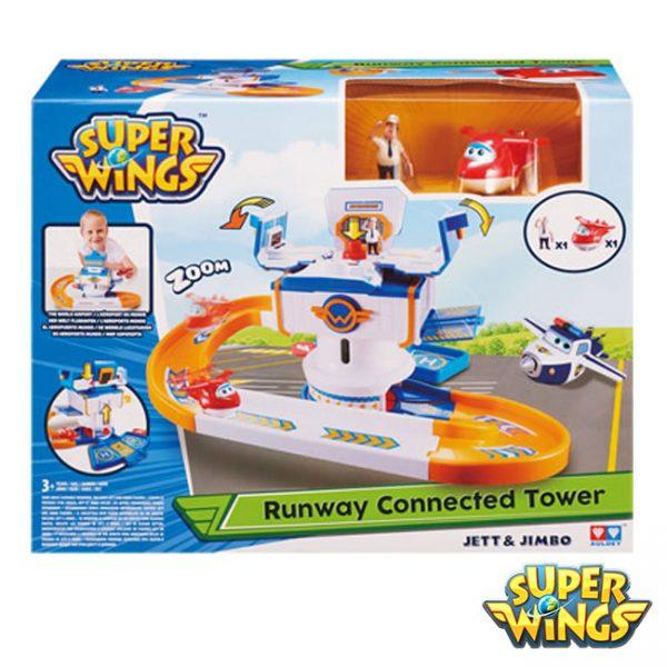 Super Wings – Torre de Controlo