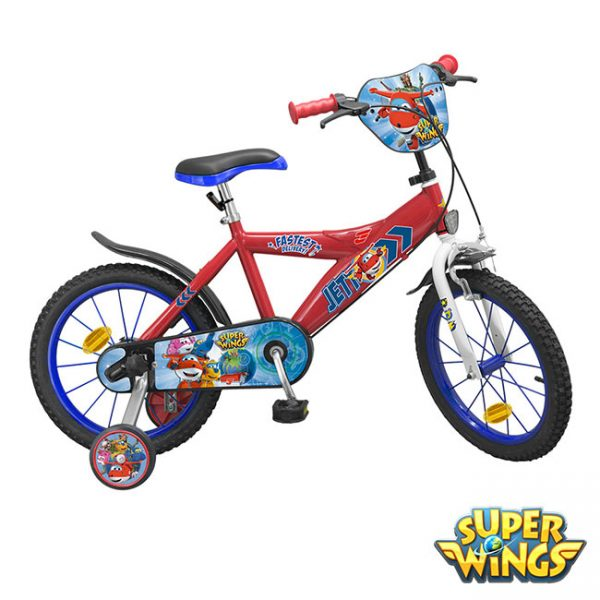 Bicicleta Super Wings 16″