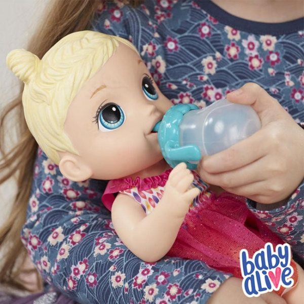 Baby Alive Bebé Carita de Fada