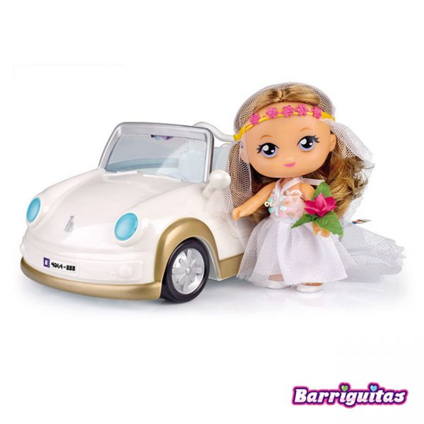 Barriguitas Carro da Noiva