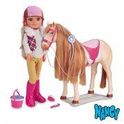 Nancy um Dia de Aventuras a Cavalo
