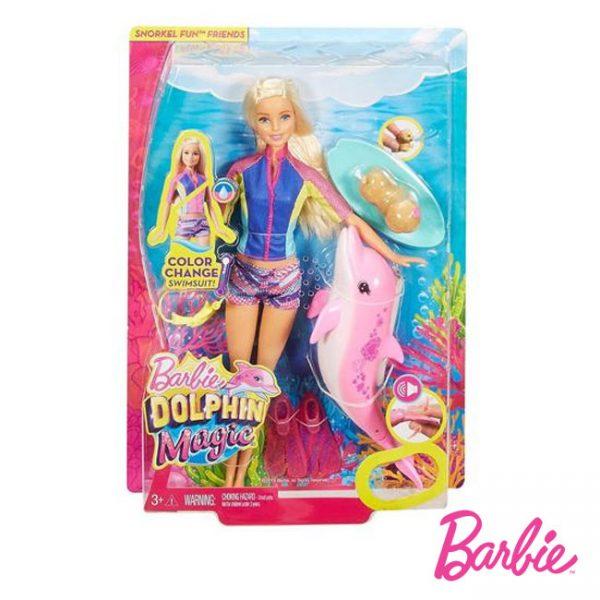 Barbie e os Golfinhos Mágicos