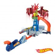 Hot Wheels Pista Ataque do Dragão