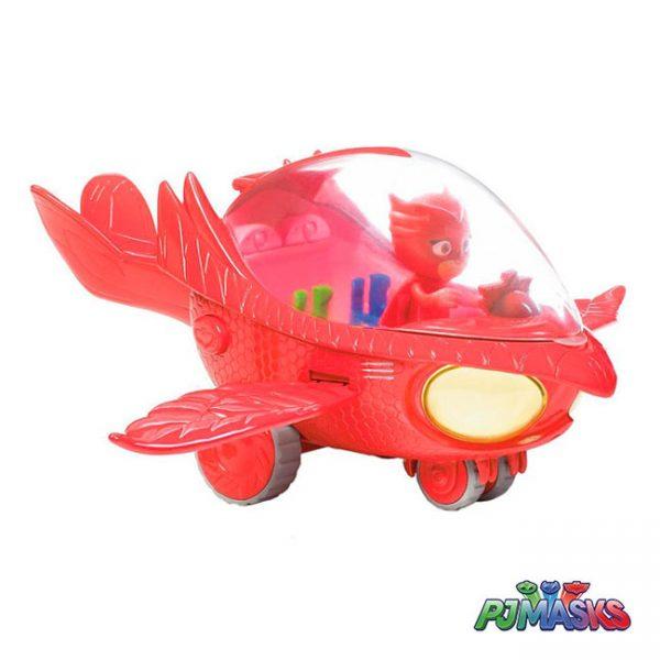 PJ Masks Veículo Deluxe Owl Glider – Corujinha